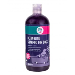 Shine & Detangle PDSA Shampoo for Dogs (500ml)