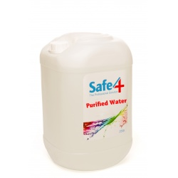 Purified Water - 5L & 25L